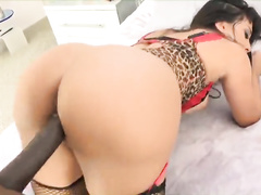 Sexiest latina wife gets destroyed by bbc pov