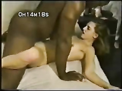Amateur Teen's First BBC fuck