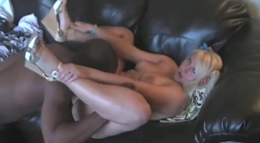 My blonde white wife is a BBC only slut